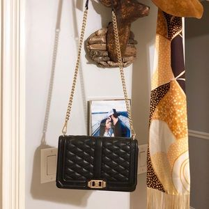 Rebecca Minkoff Love Quilted Crossbody
